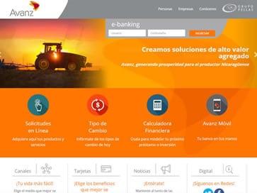 Portal Banco Avanz
